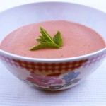 Dairy-Free Strawberry Soup