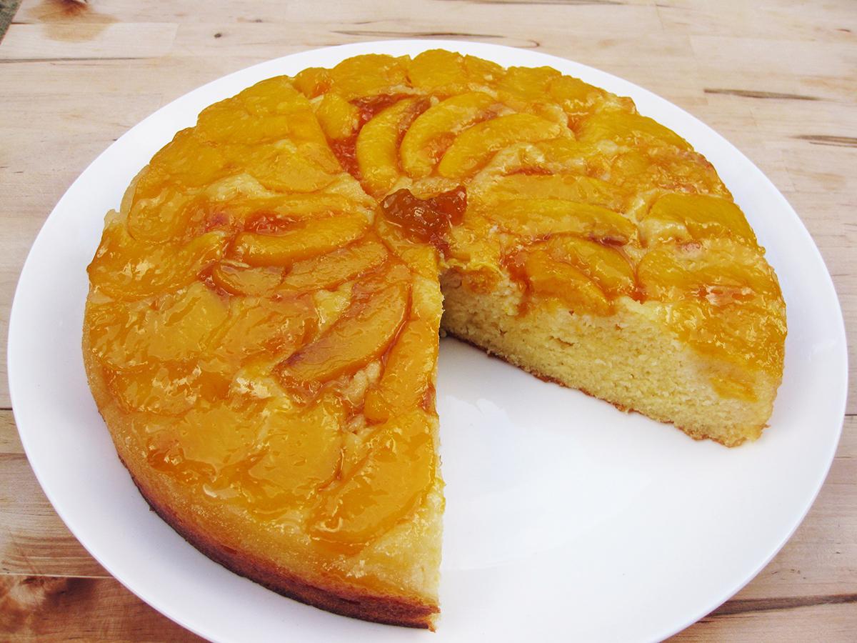 gluten-free_dairy-free_upside_down_peach_cake