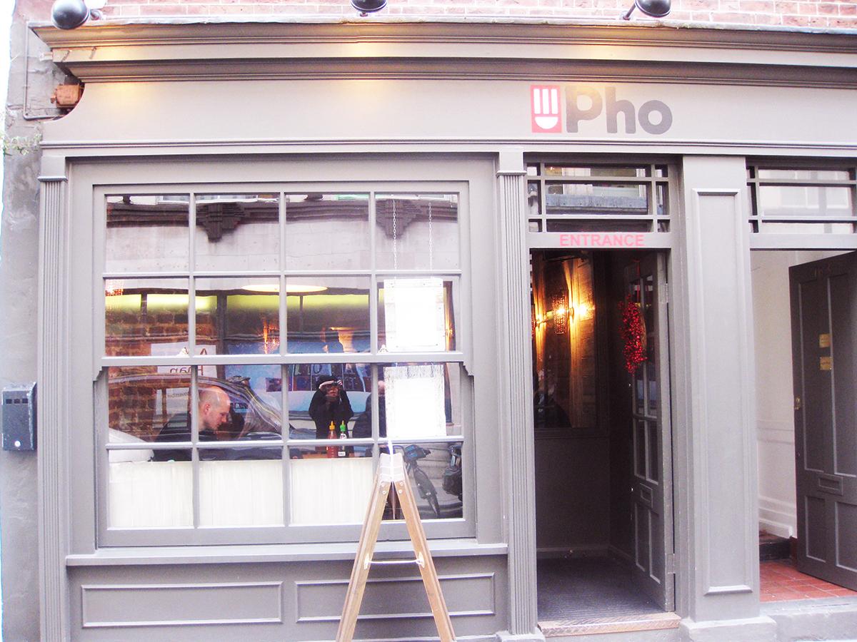 pho_ restaurant