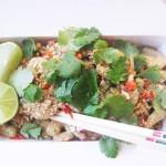 Gluten-Free & Dairy-Free Thai Prawn Curry