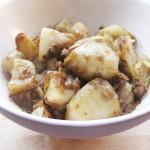 Gluten-Free & Dairy-Free Spiced Jerusalem Artichokes