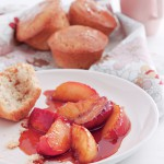 Gluten-Free & Dairy-Free Brioche with Caramelized Peaches