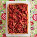 Gluten-Free & Dairy-Free Tomato Tart