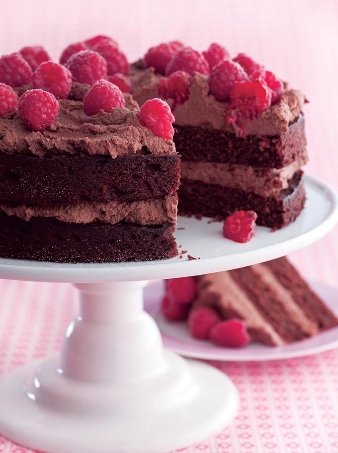 Gluten-Free_Dairy-Free_Chocolate_Birthday_Cake