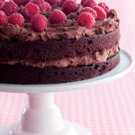 Gluten-Free & Dairy-Free Chocolate Birthday Cake