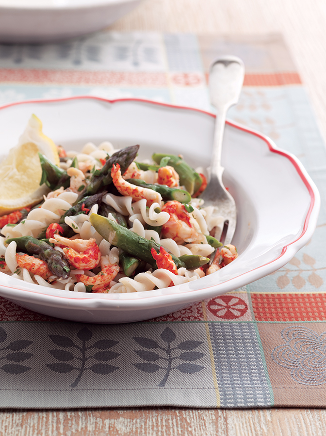 Gluten-Free_Dairy-Free_Crayfish_Asparagus_Pasta