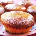 Gluten-Free & Dairy-Free Polenta Cupcakes