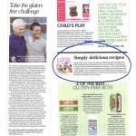 Review of Simply Gluten-Free & Dairy-Free in Waitrose Weekend