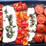 Gluten-Free & Dairy-Free Mediteranean Baked Cod