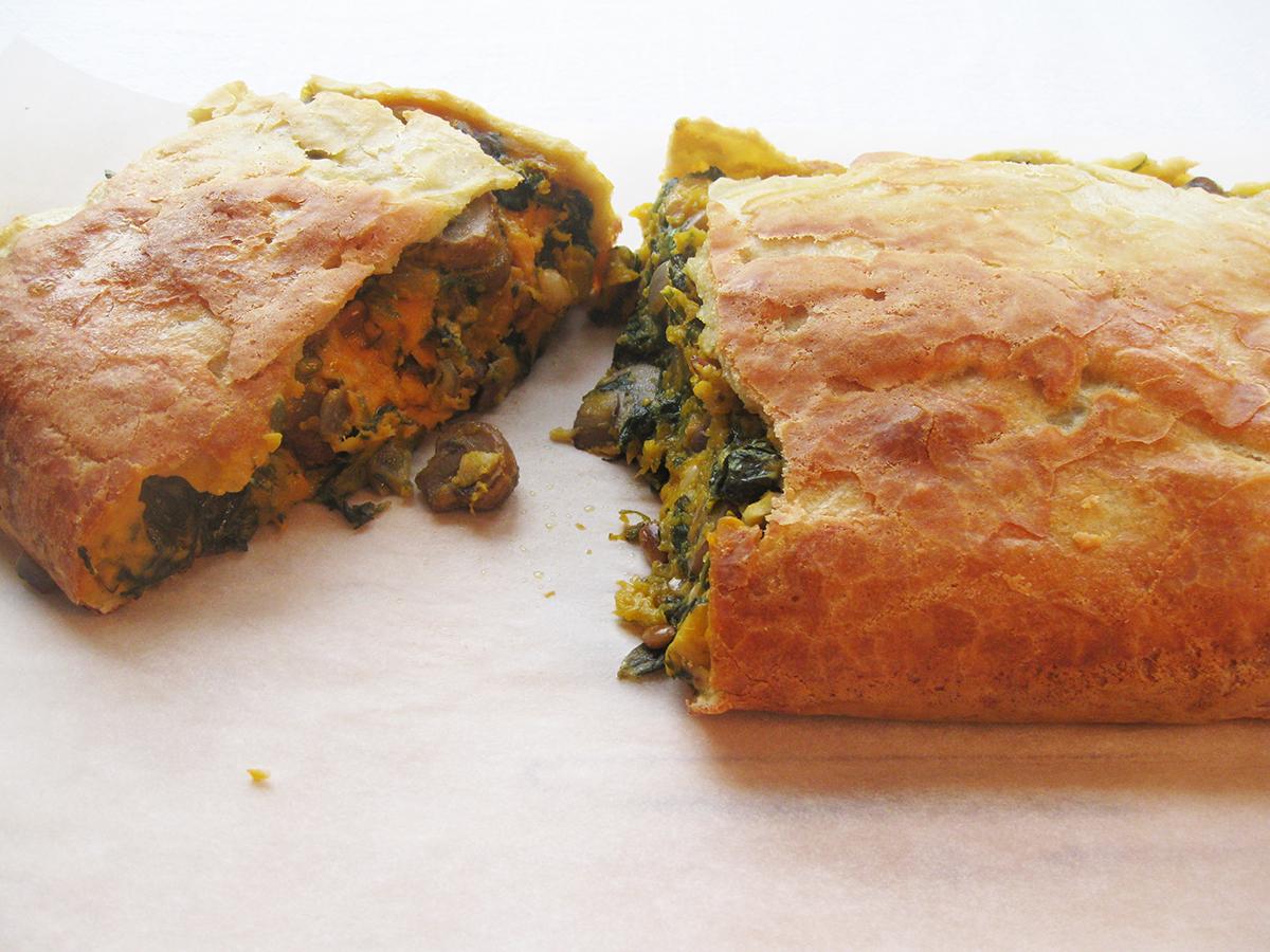 gluten-free_dairy-free_mushroom_spinach_butternut_squash_wellington