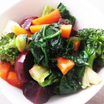 Arise & Shine Detox and Gluten-Free & Dairy-Free Steamed Veggies