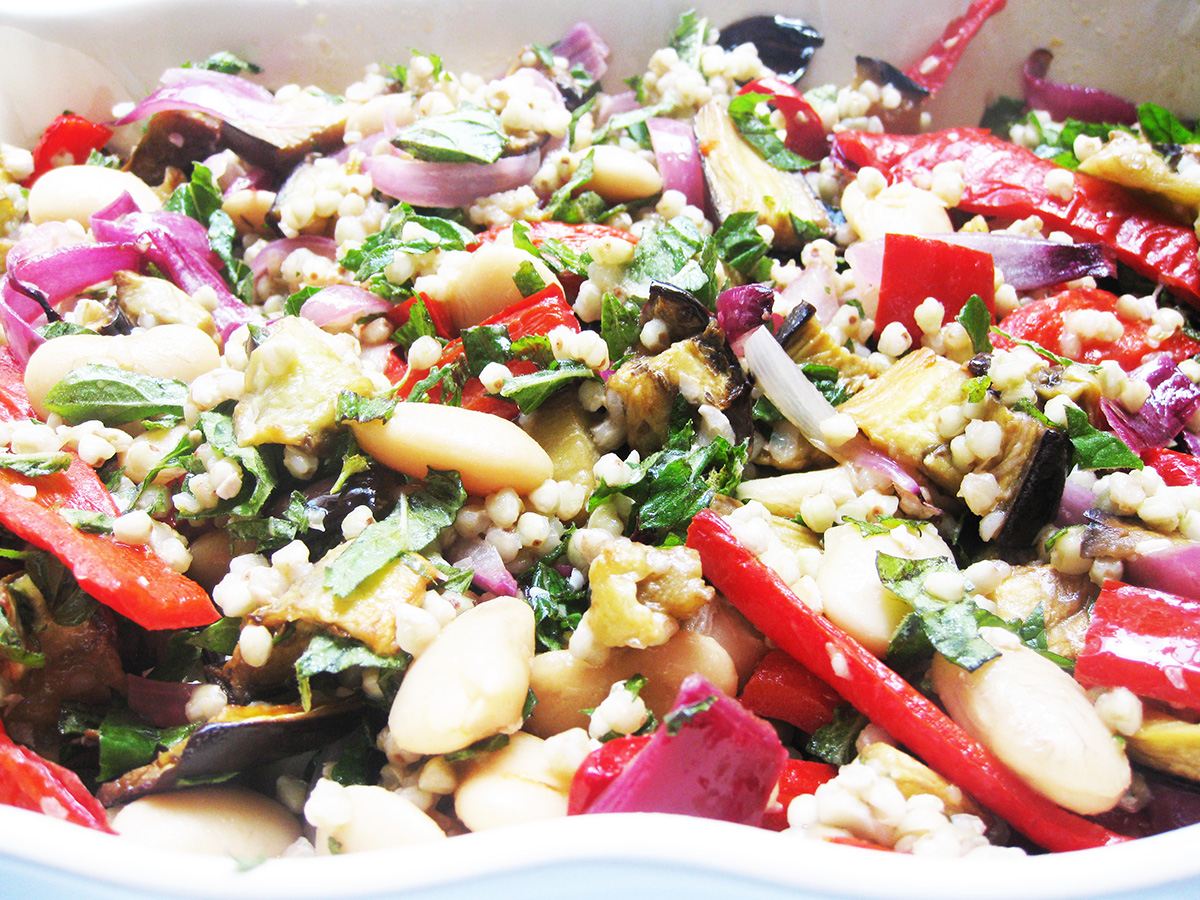 gluten-free_dairy-free_buckwheat_butterbean_roasted_vegetable_salad