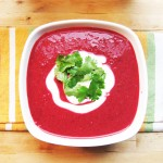Gluten-Free & Dairy-Free Cannellini Bean, Beetroot & Carrot Soup