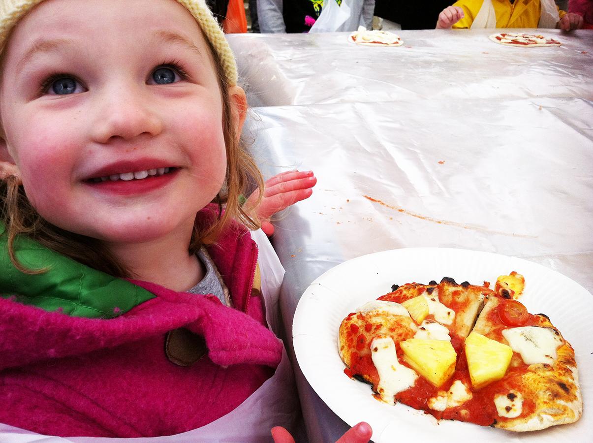 Zoe_Making_Gluten-Free_Dairy-Free_Ham_Pineapple_Pizza