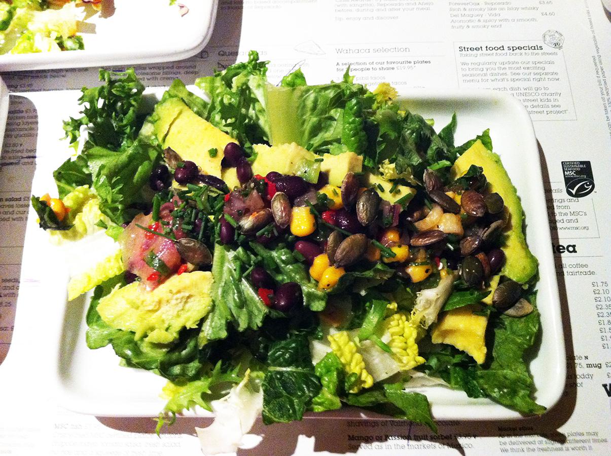 wahaca_gluten-free_dairy-free_salad