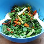 Gluten-free & Dairy-Free Chia Seed Super Salad