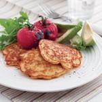 Gluten-Free & Dairy-Free Sweetcorn Pancakes