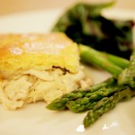 Free From Filming Gluten-Free & Dairy-Free Chicken & Tarragon Pie for Waitrose TV