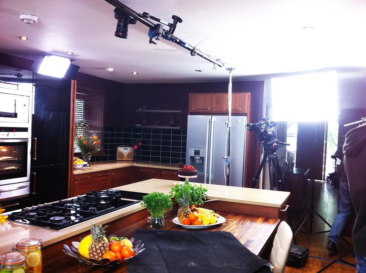 waitrose_free_from_filming_gluten-free_dairy-free_chocolate_cake_on_set