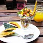 Gluten-Free & Dairy-Free at Caracas Arepa Bar, Williamsburg, New York