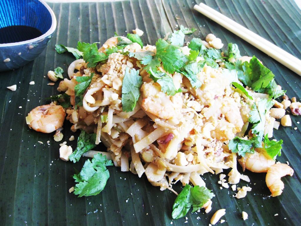 Gluten-Free & Dairy-Free Pad Thai
