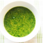 Gluten-Free & Dairy-Free Detox Watercress & Sweet Potato Soup