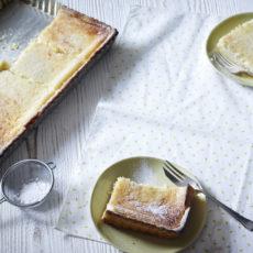 Gluten Free & Dairy Free Lemon Tart