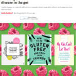 My new book is in the top 3 of The Independent's Top 10 Best Gluten-Free Cookbooks!