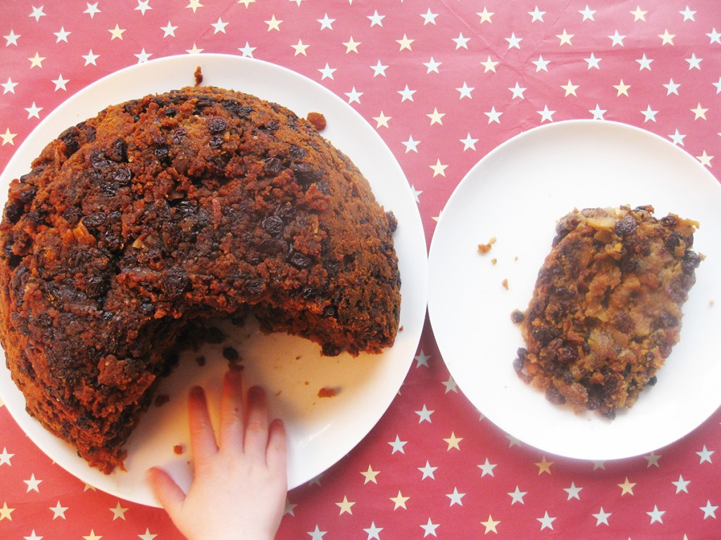 Gluten-Free & Dairy-Free Christmas Pudding