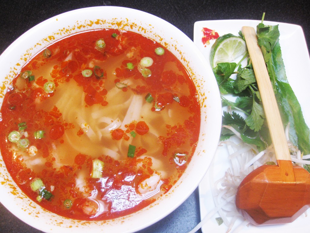 Gluten-Free & Dairy-Free at Pho Cafe