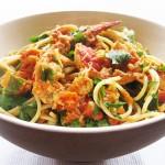 Gluten-Free & Dairy-Free Lobster Spaghetti