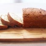 Gluten-Free & Dairy-Free Sunflower Seed Bread