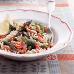 Gluten-Free & Dairy-Free Crayfish & Asparagus Pasta