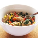 Gluten-Free & Dairy-Free Pork with Buckwheat