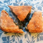 Gluten-Free & Dairy-Free Spinach & Pine Nut Pastries
