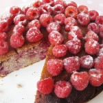 Gluten-Free & Dairy-Free Raspberry Cake