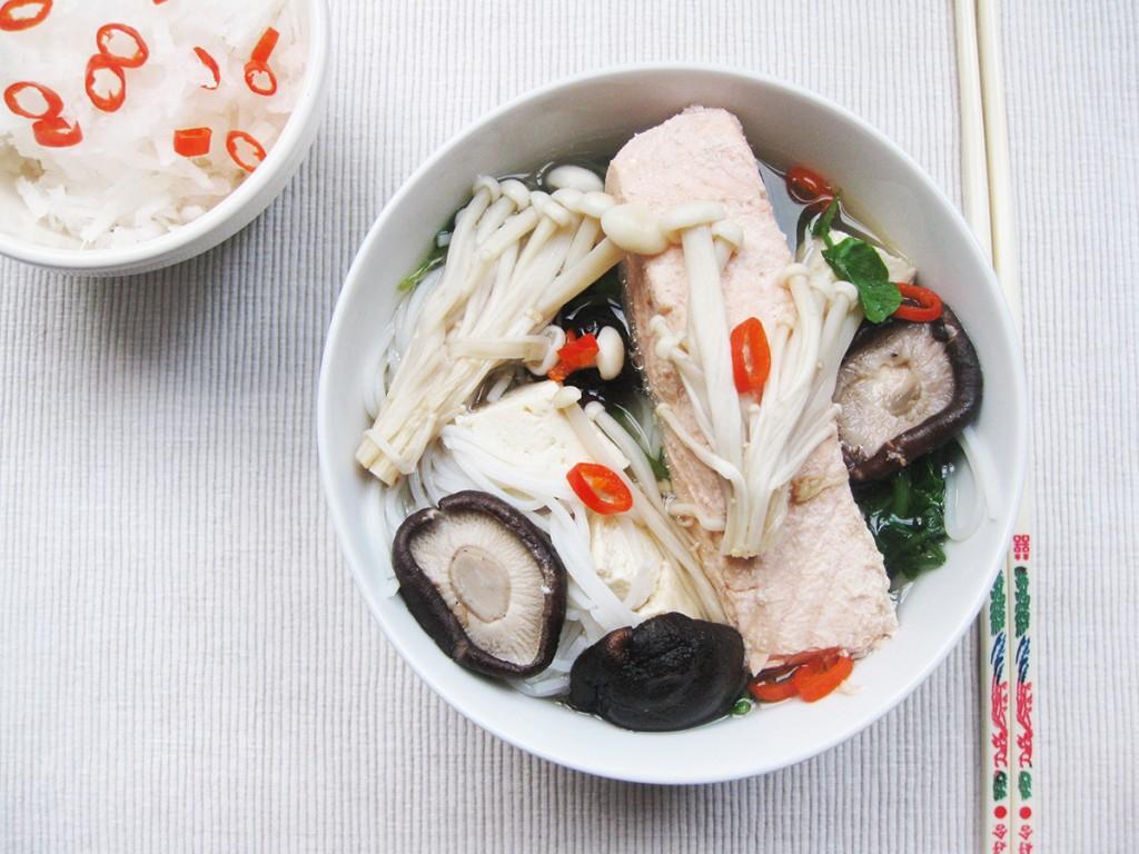 Gluten-Free & Dairy-Free Japanese Hotpot Soup