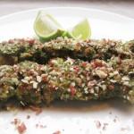 Gluten-Free & Dairy-Free Green Chicken Kebabs