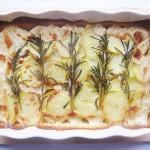 Gluten-Free & Dairy-Free Potato & Rosemary Dauphinoise