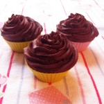 Super Easy Gluten-Free & Dairy-Free Chocolate Easter Cupcakes