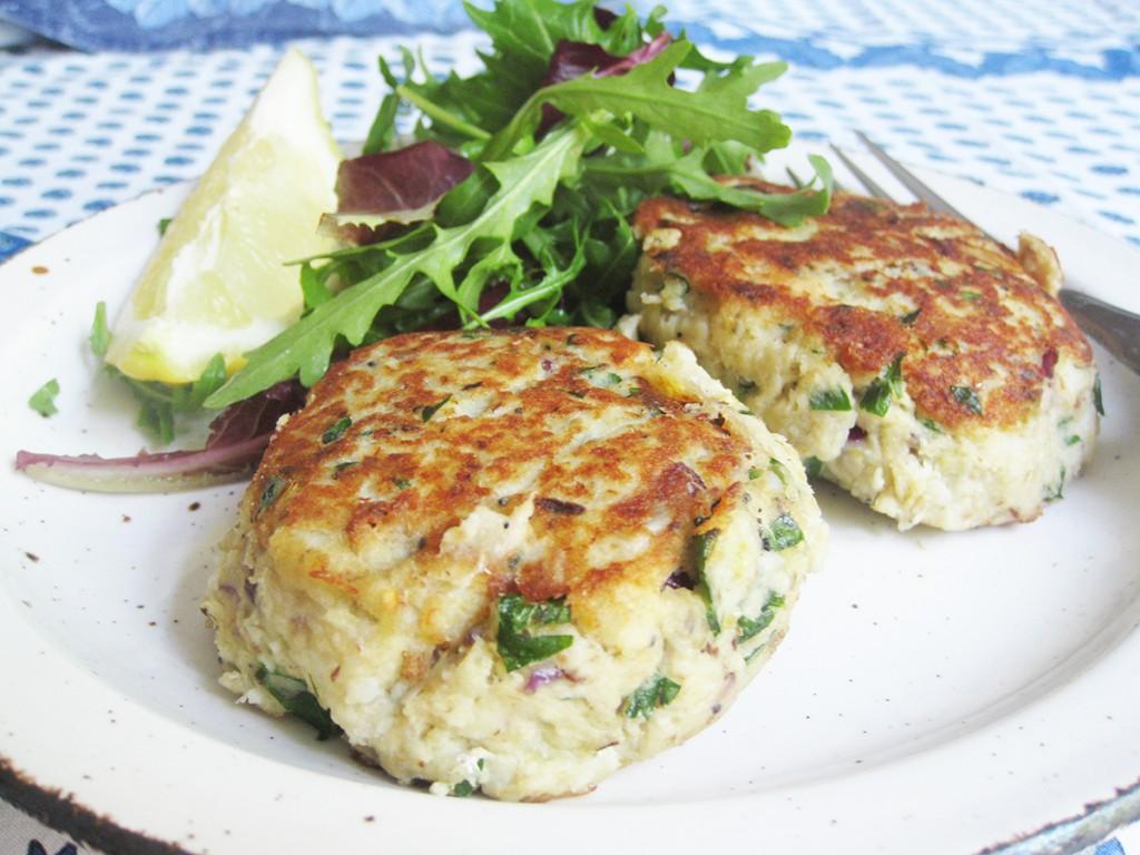 Gluten-Free & Dairy-Free Sardine Fishcakes