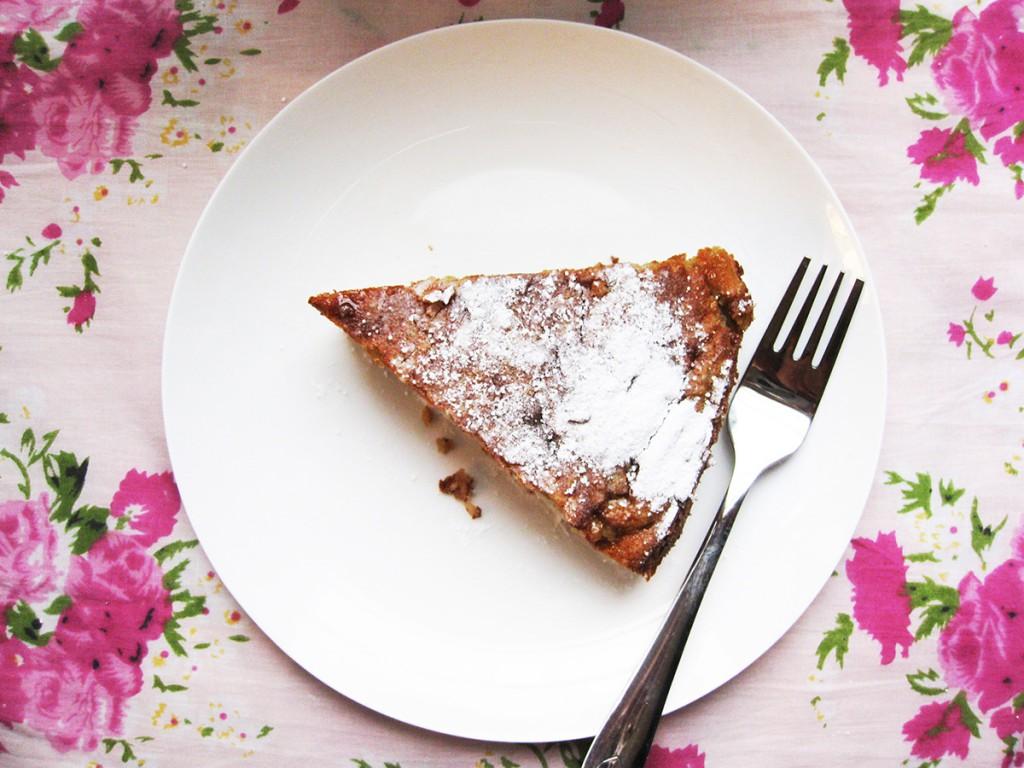 Gluten-Free & Dairy-Free Torta di Riso (Italian Rice Cake)
