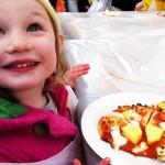 Gluten-Free & Dairy-Free Ham & Pineapple Pizza
