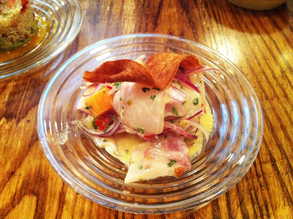 Gluten-Free & Dairy-Free at Ceviche