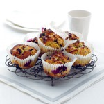 Gluten-Free & Dairy-Free Blueberry & Banana Muffins