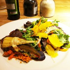 Gluten-Free & Dairy-Free at Le Pain Quotidien, New York